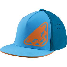 Dynafit Tech Trucker - Couvre-chef - orange/bleu